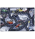 peluche Tapis Circulation Disney Cars