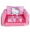 Canap� lit enfants Hello Kitty mod 2