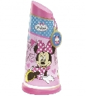 Veilleuse torche Disney Minnie