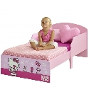 Lit enfant cosy Hello Kitty
