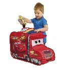 peluche Rangement pop up Cars