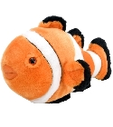 peluche Peluche poisson clown Wild 30 cm