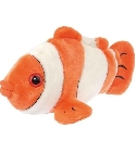 peluche Peluche B�b� poisson clown 30 cm